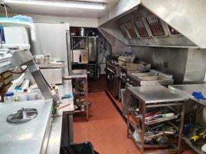 Main Kitchen New Inn Appletreewick